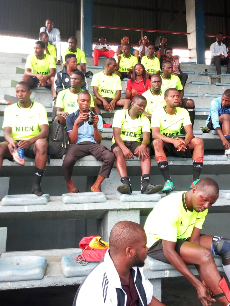 JUDICIAL Sport Competition Port Harcourt (CR's Cup)