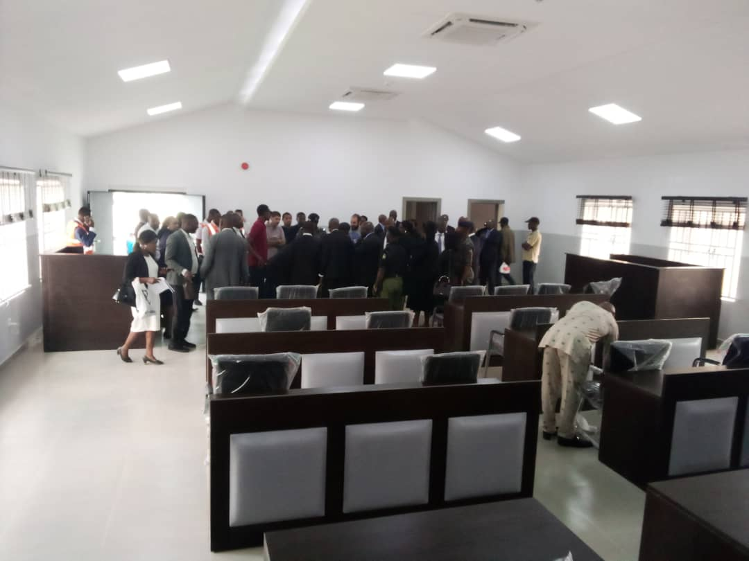 High lights of the commission of National Industrial Court of Nigeria Benin Judicial Division.