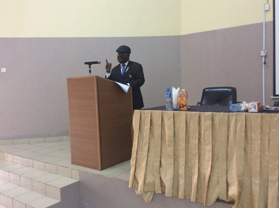 [Photos] 2018 NJI Induction Course: Justice Adejumo Lectures On Strengthening Justice Through Judicial Performance Evaluation.  ....Tuesday 3rd July, 2018 at Andrew Otutu-Obaseki Auditorium, National Judicial Institute, Abuja