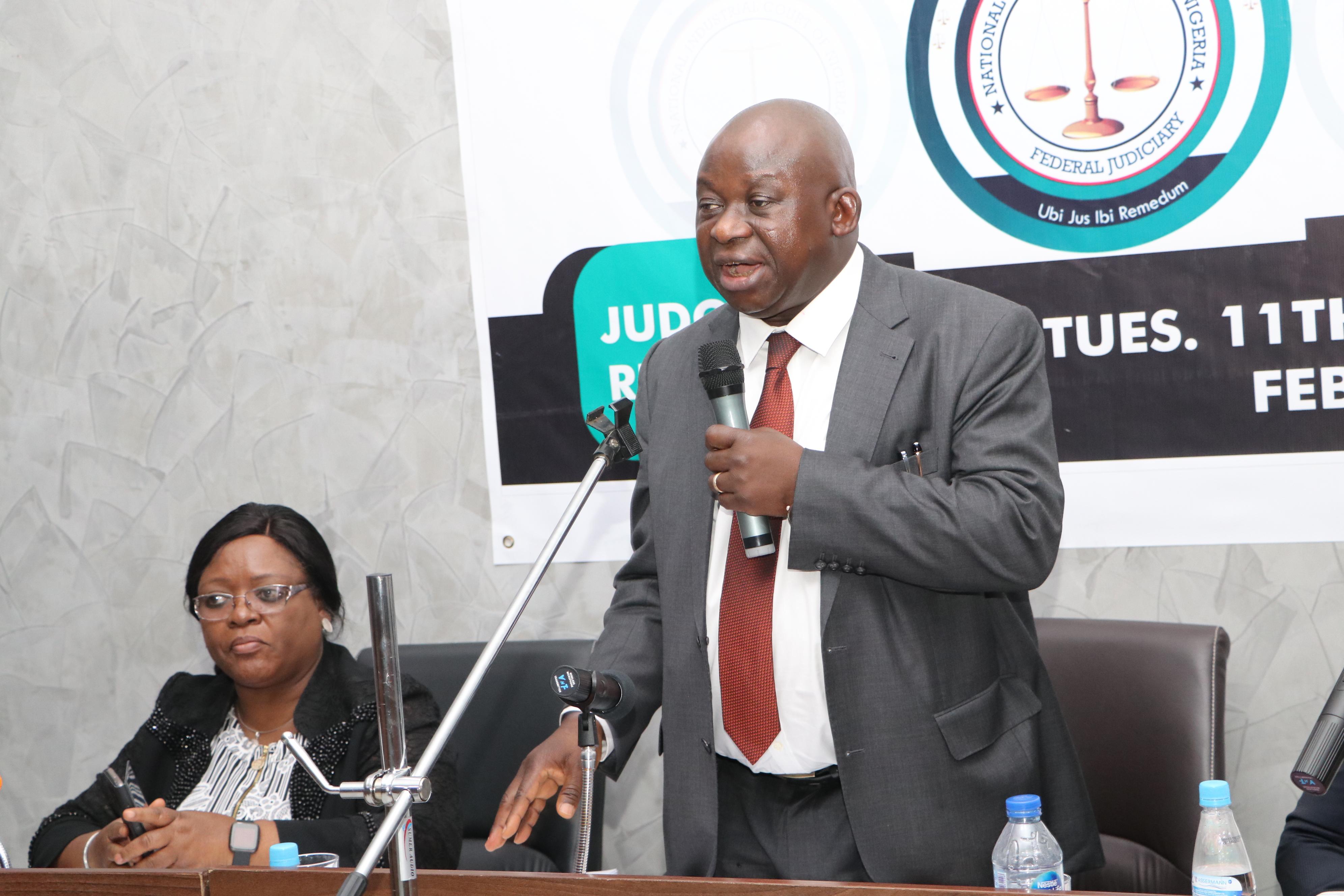 Judges Retreat 2020