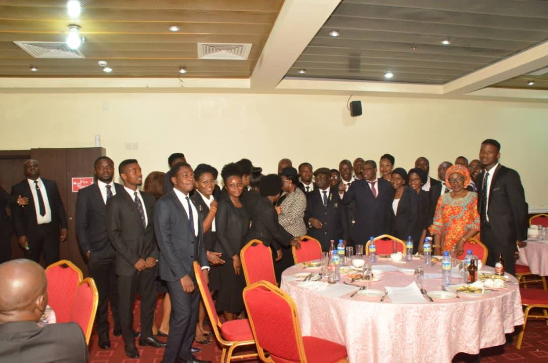Be Committed To Your Career, Justice Adejumo Admonishes Nigerian Law Students